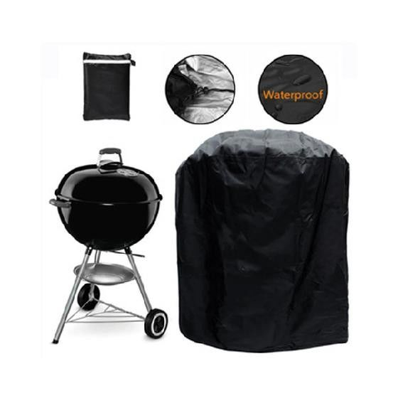 Durable Custom BBQ Covers , Tri Proof Bbq Grill Cover With Custom Size