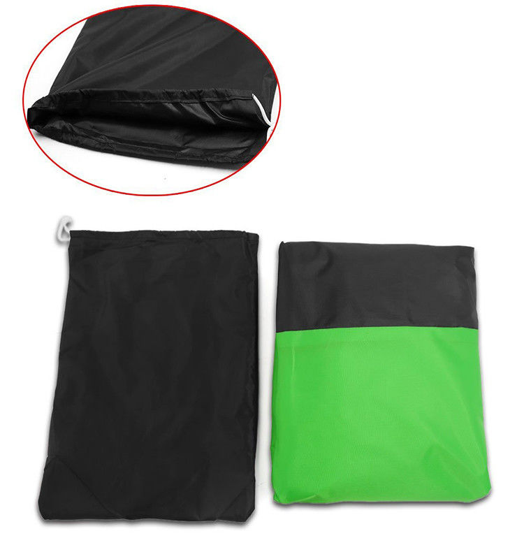 Rsi Waterproof Motorcycle Cover , Outdoor Bike Cover Wind Resistant